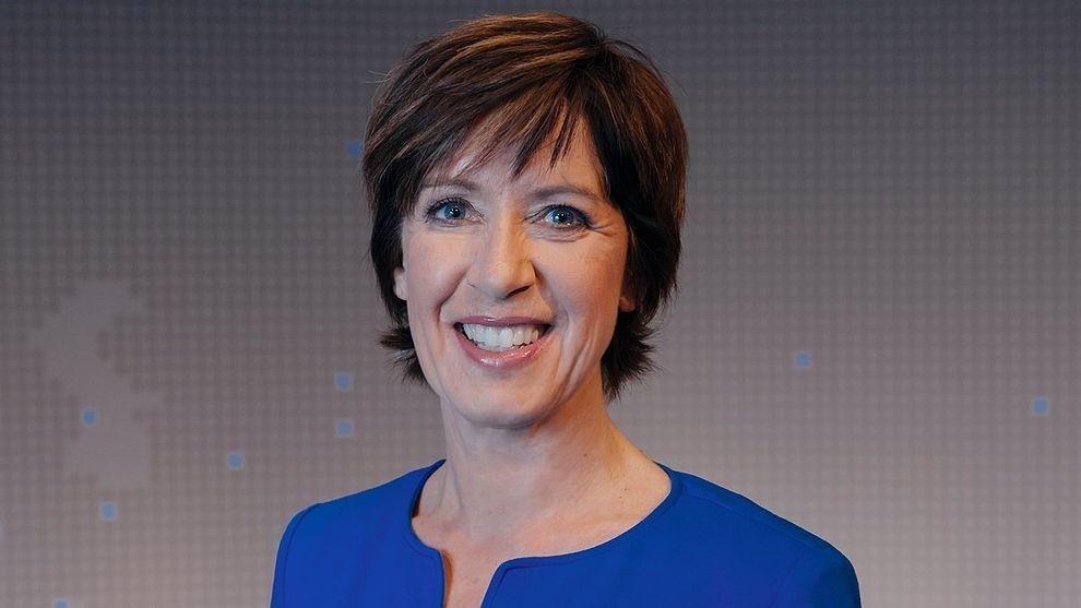 BR24 Rundschau Moderatorin Ursula Heller