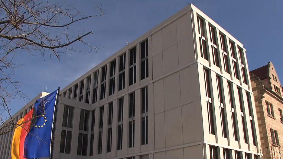Mordernstes Justizgebäude Bayerns