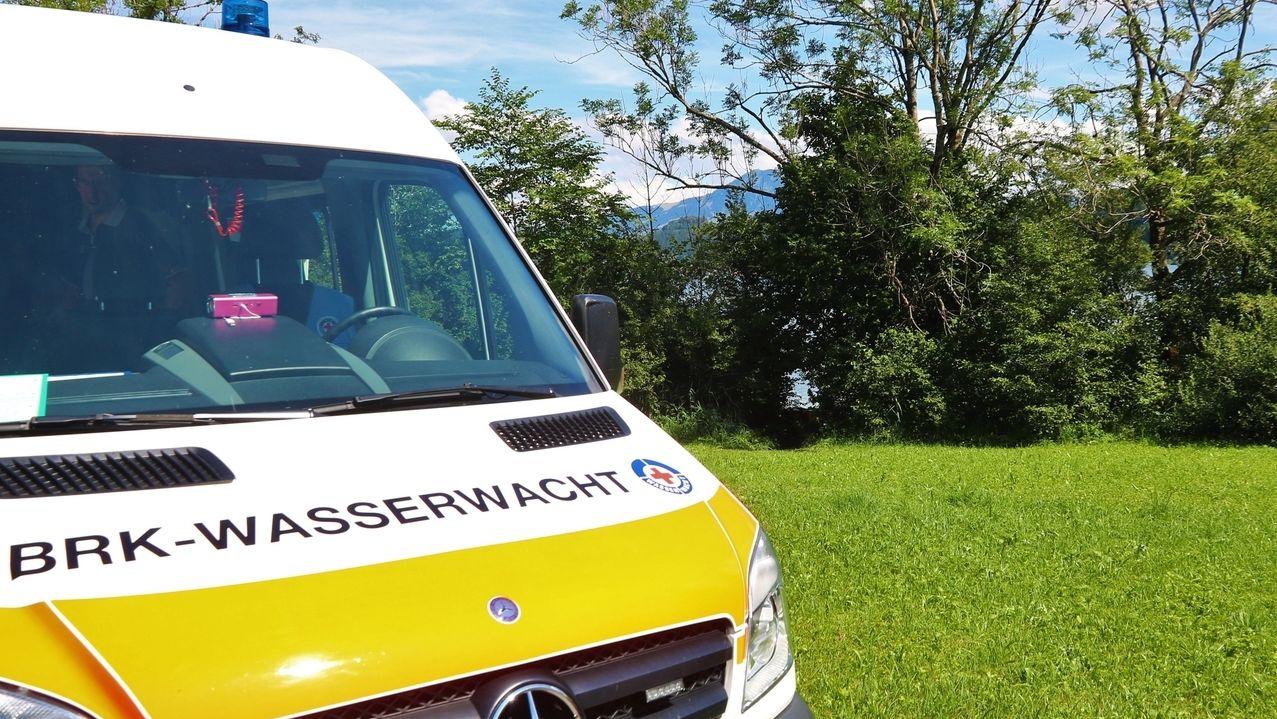 22-Jähriger ertrinkt im Großen Alpsee