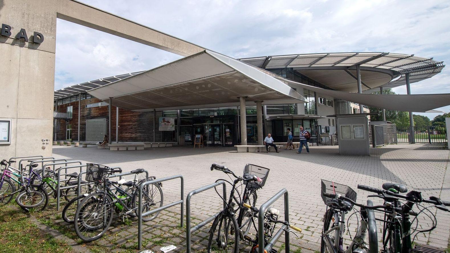 Das Westbad in München-Pasing