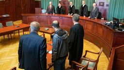 Urteil im Prozess um Mord an Tramperin Sophia | Bild:dpa-Bildfunk/Daniel Karmann