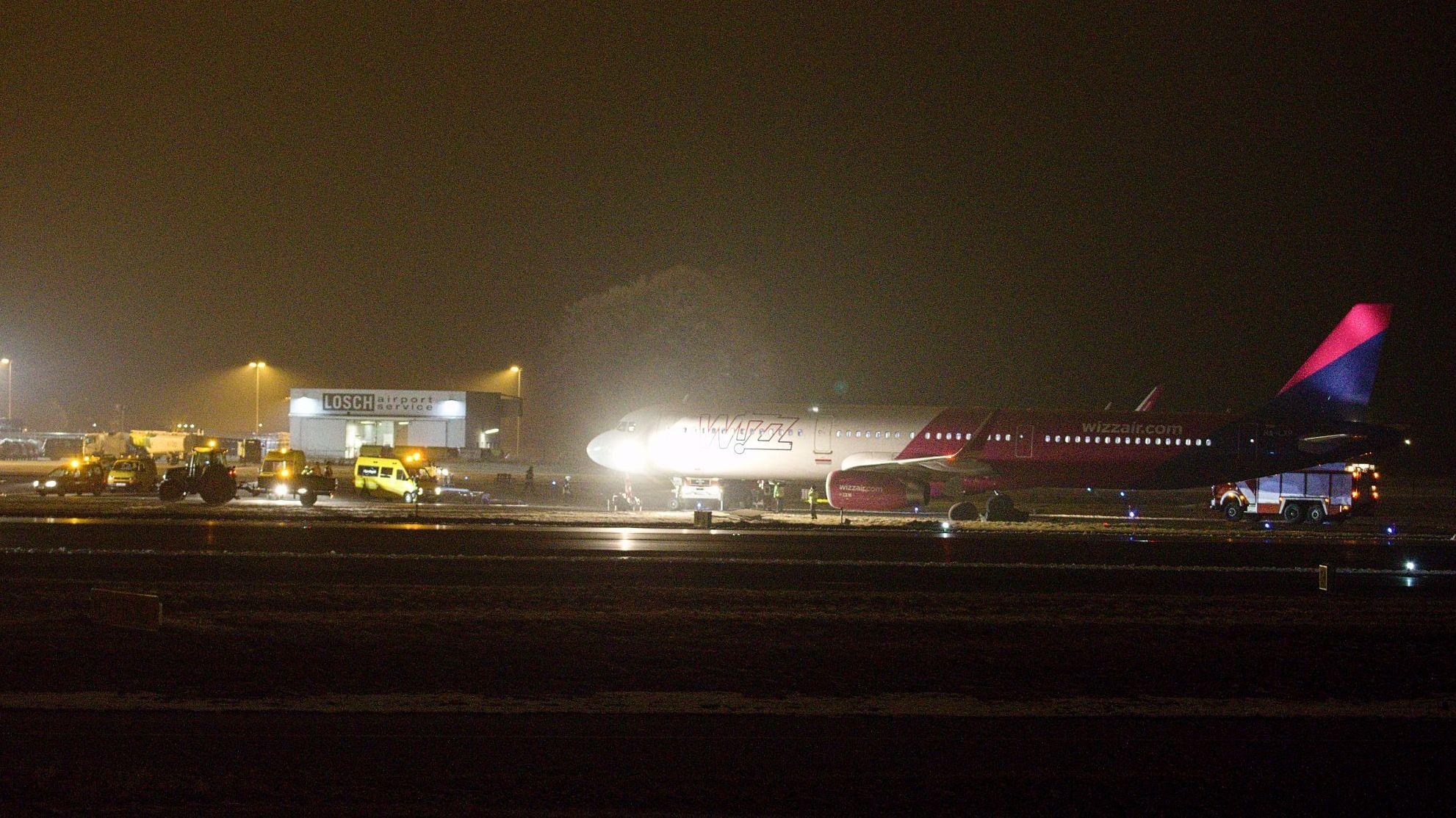 Flugzeug auf dem Allgäu Airport