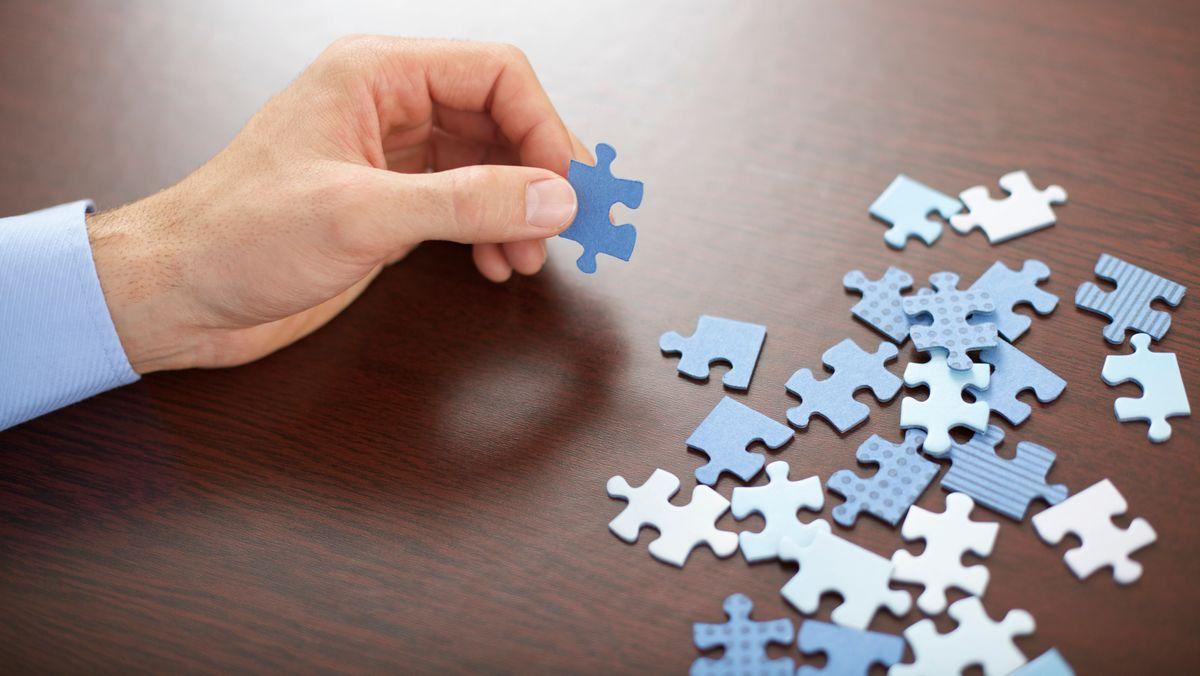 Puzzlespieler