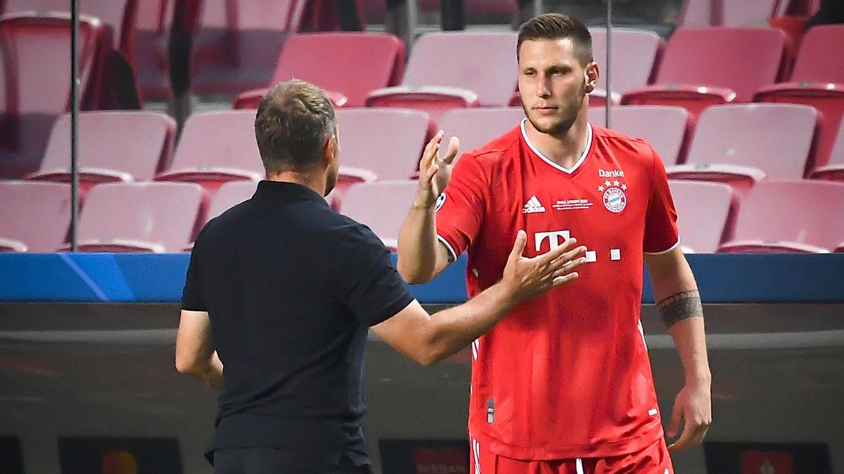 25. Minute, erster Wechsel: Niklas Süle kommt für Jérôme Boateng.