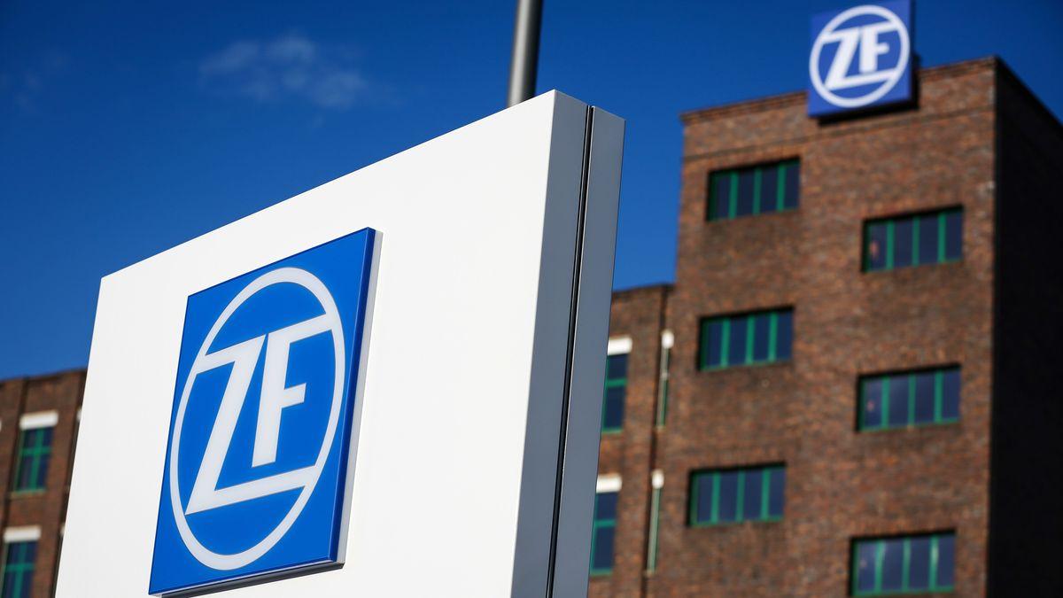 Der Automobilzulieferer ZF in Schweinfurt