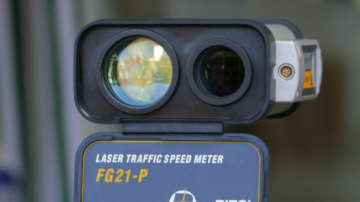 Symbolbild: Lasermessgerät