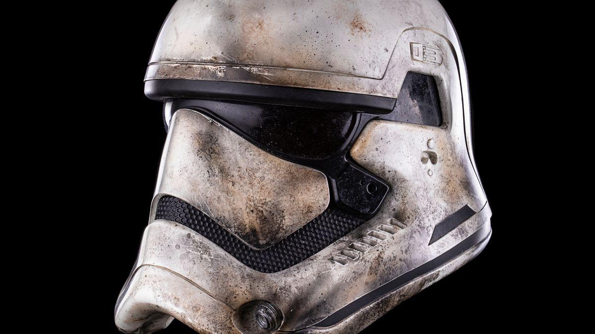 Krieg der Sterne - Stormtrooper-Maske