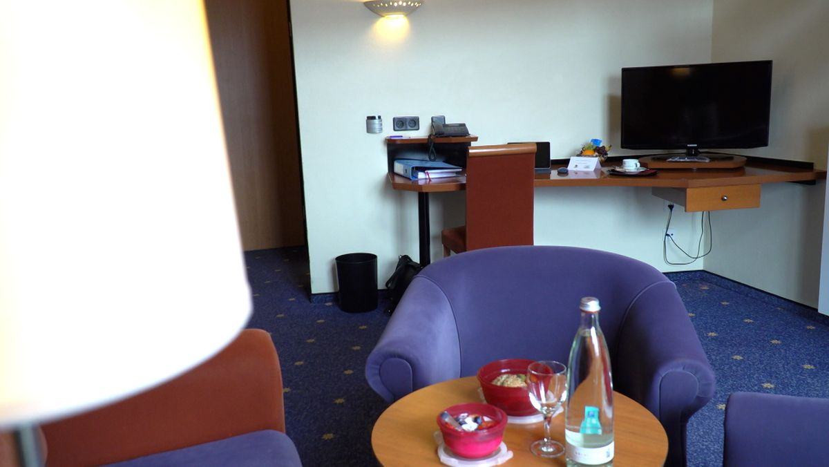 Zimmer im Allee Parkhotel Maximilian in Amberg