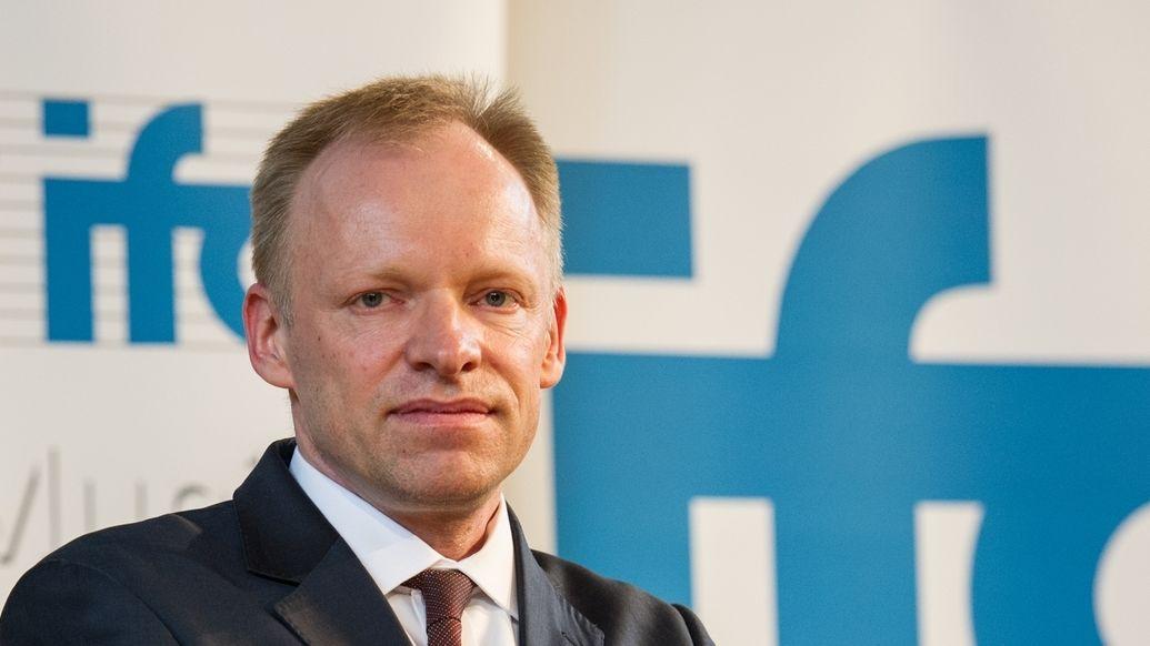 Präsident des Ifo-Instituts Clemens Fuest