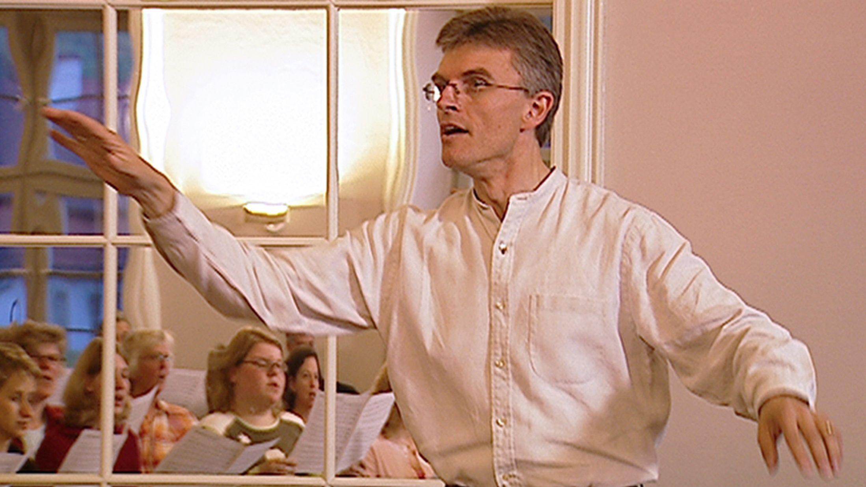 Christian Heiß: Kirchenkomponist, früherer Diözesanmusikdirektor von Eichstätt, jetzt Domkapellmister in Regensburg (Archivbild)