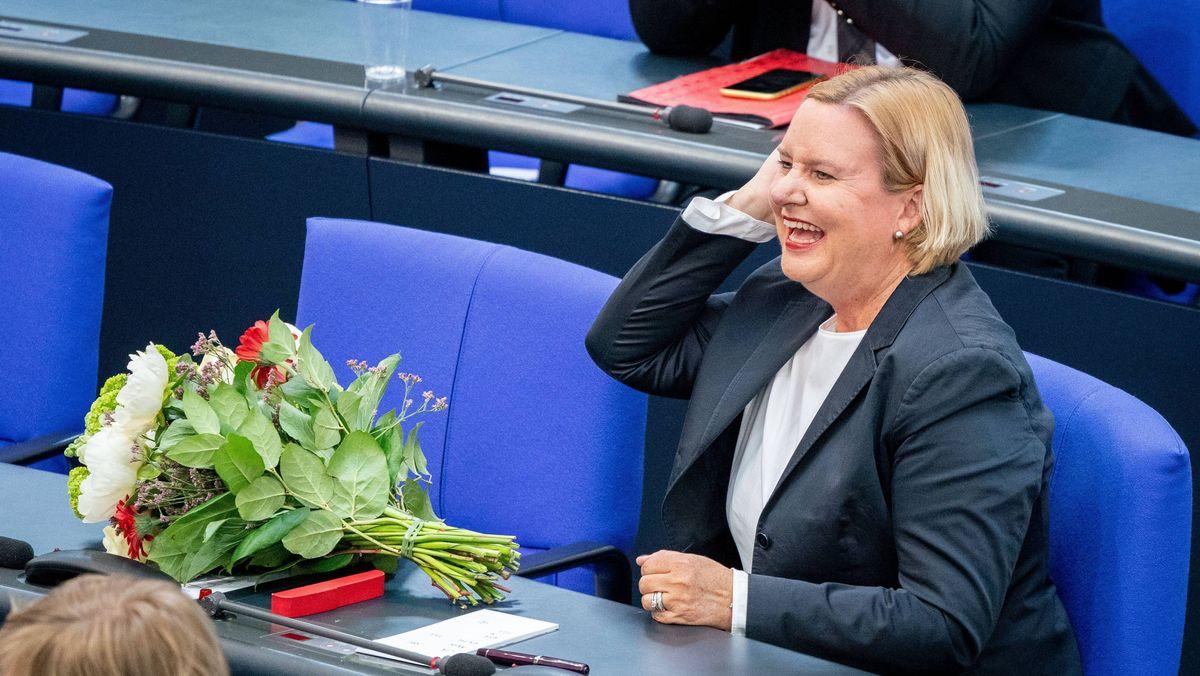 Eva Högl (SPD) Wehrbeauftragte des Bundestags