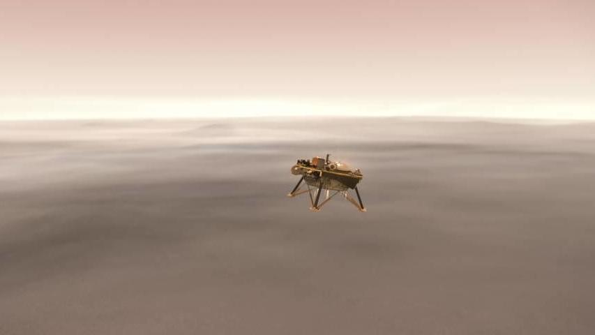"""Nasa-Lander""""InSight"""""""