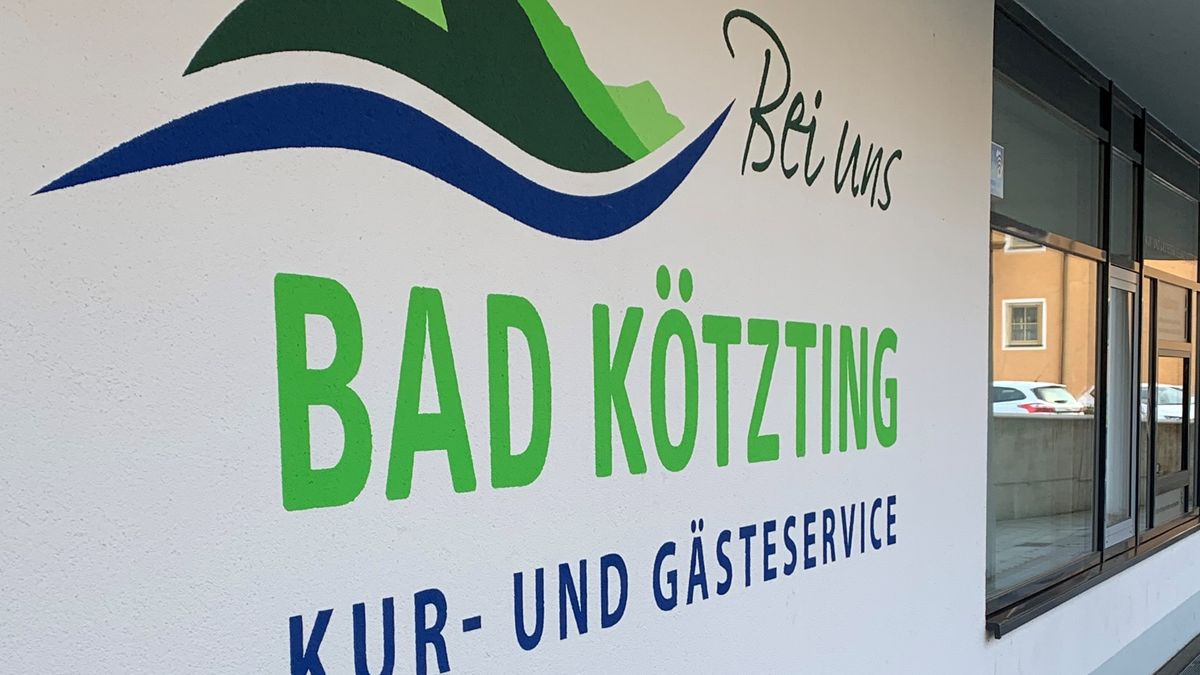 Fassade des Kurzentrums Bad Kötzting