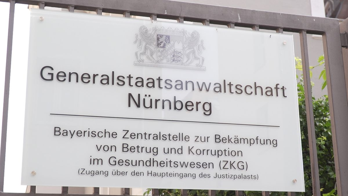 Die Zentralstelle zur Bekämpfung von Betrug und Korruption im Gesundheitswesen sitzt in Nürnberg.