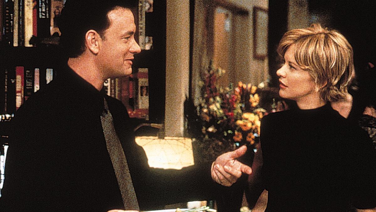 """Tom Hanks und Meg Ryan spielen die Hauptrollen in """"e-m@il für Dich"""""""