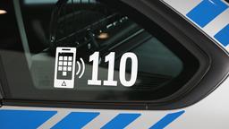 Polizeifahrzeug (Symbolbild)   Bild:Bayerische Polizei
