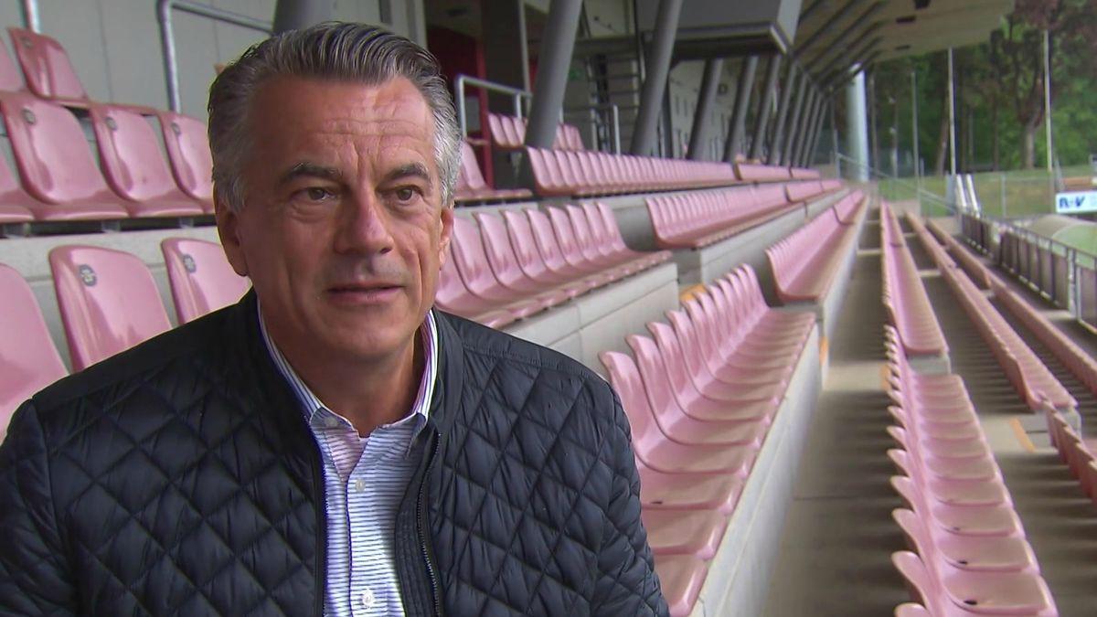 Armin Buchmann, Vorsitzender des FC Memmingen