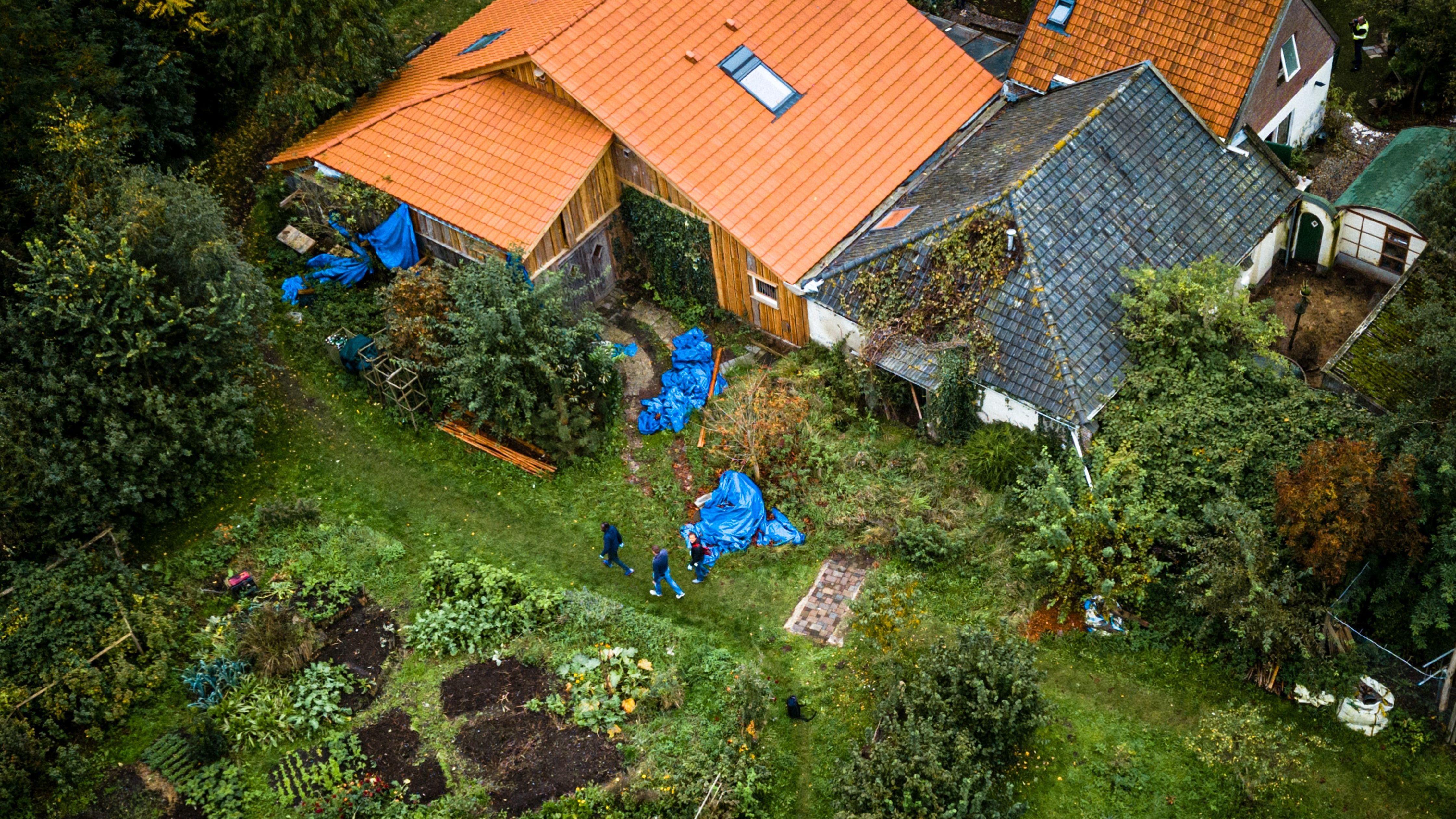 Im niederländischen Ruinerwold lebte ein Vater jahrelang mit seinen sechs Kindern im Keller.