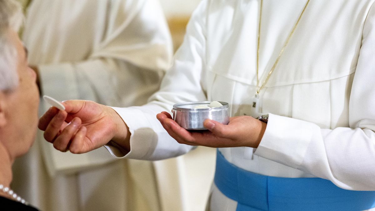 Der Vatikan lehnt eine gegenseitige Einladung zum gemeinsamen Abendmahl beim Ökumenischen Kirchentag 2021 ab.