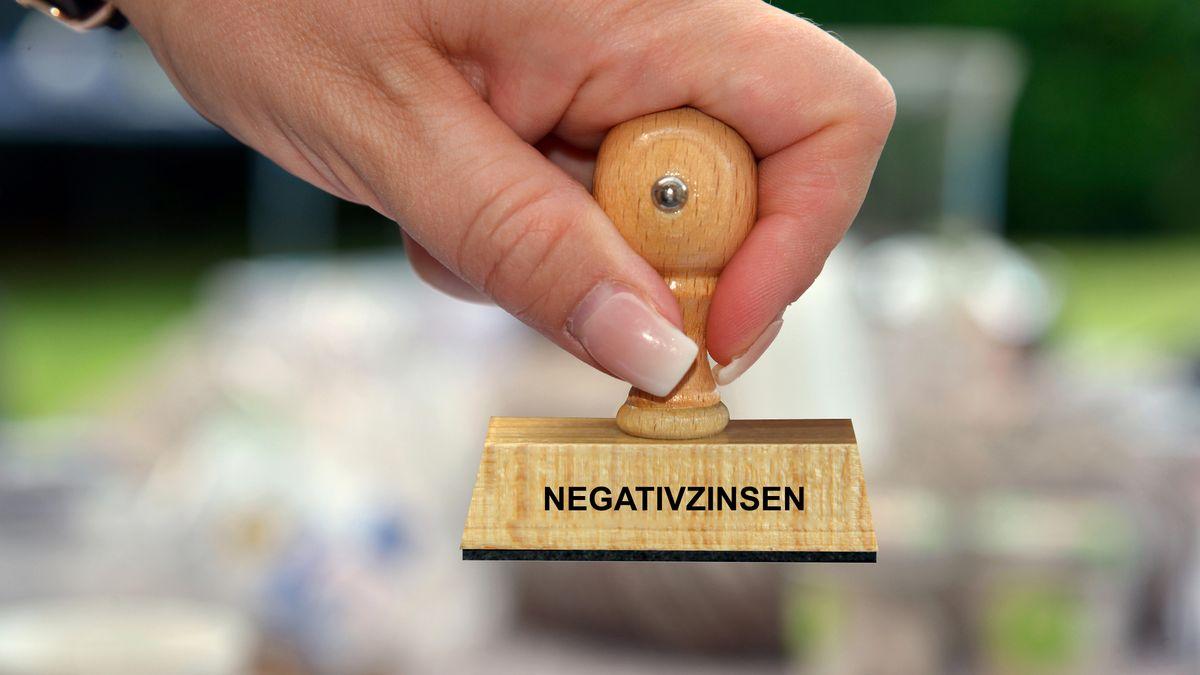 Symbolbild: Negativzinsen