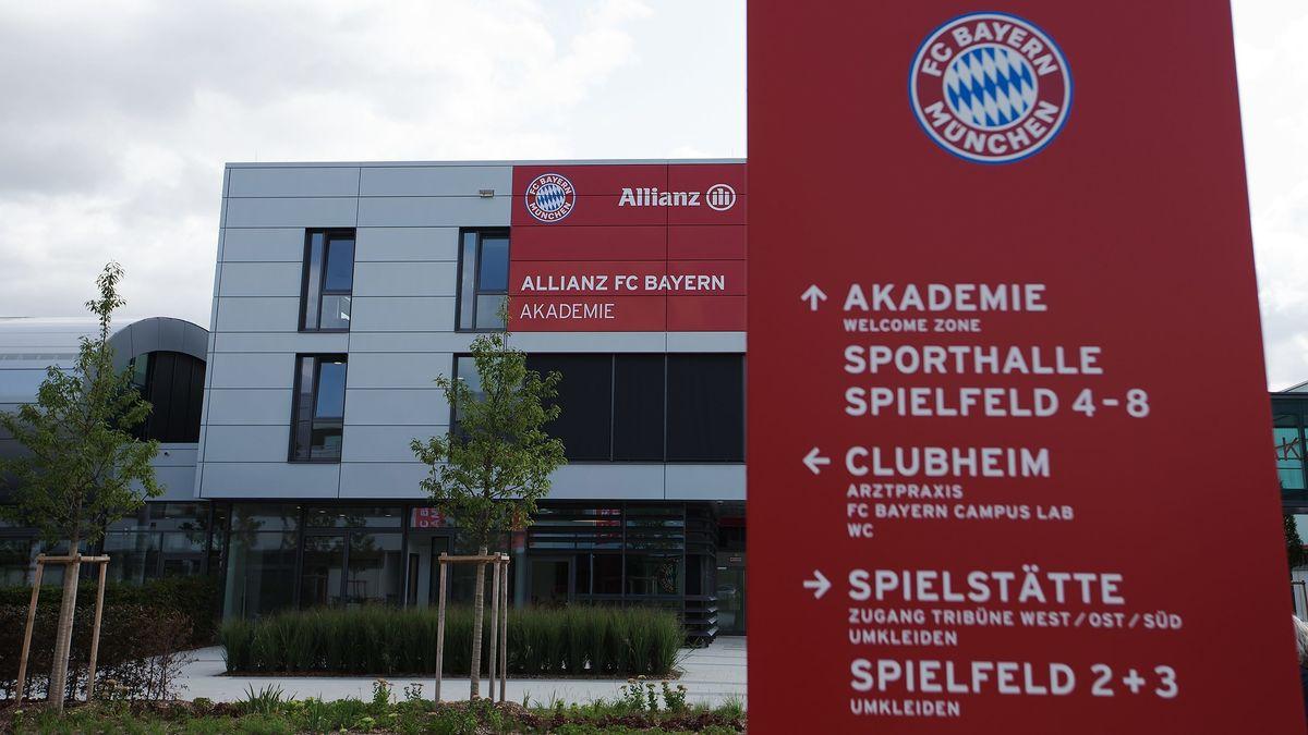 Der FC-Bayern-Campus