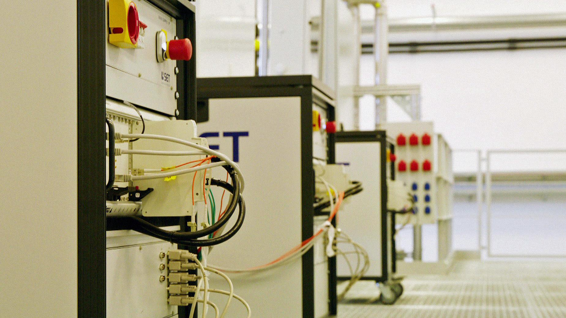 Microgrid-Testanlage