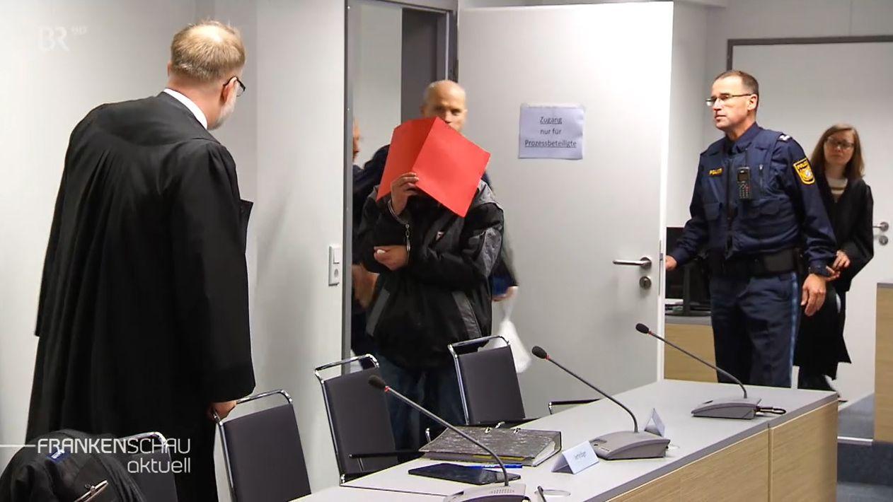 Mord vor 40 Jahren wird vor dem Aschaffenburger Landgericht verhandelt