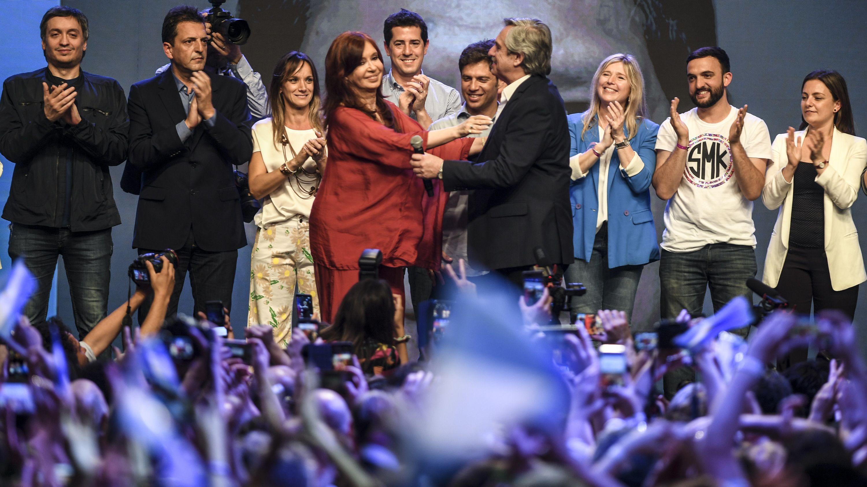 Wahlsieger in Argentinien