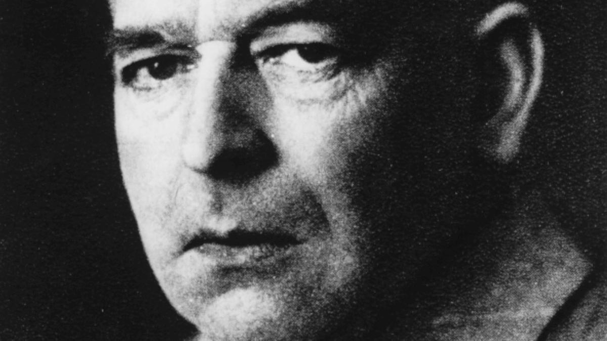 Der Philosoph Oswald Spengler