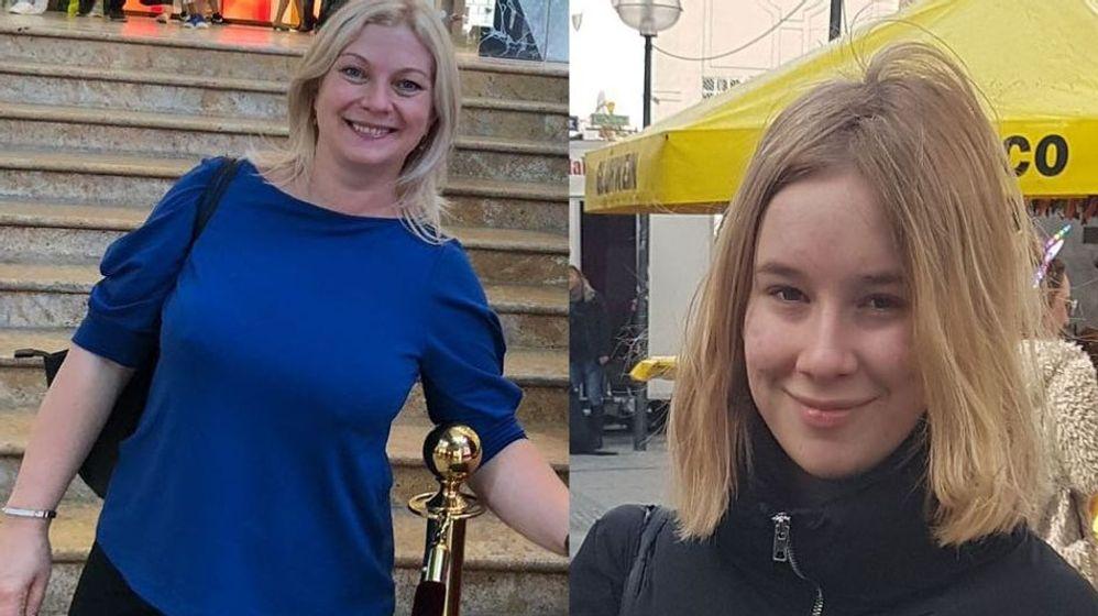 Sie wollten gemeinsam zum Shoppen in die Neuperlacher Einkaufspassage gehen - das war am Samstag. Seitdem fehlt von Maria Gerzuski und ihrer 16-jährigen Tochter Tatiana jede Spur. Die Polizei bittet jetzt um Mithilfe der Bevölkerung. | Bild:Polizei München