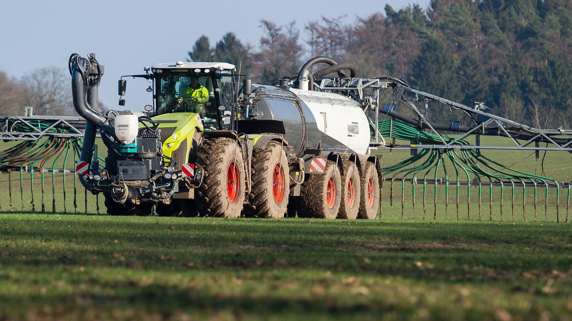 Nitrat im Grundwasser: EU setzt Deutschland letzte Frist | BR24