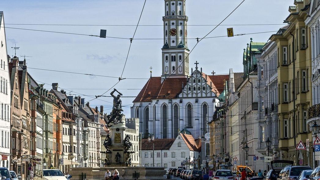 St. Ulrich in Augsburg
