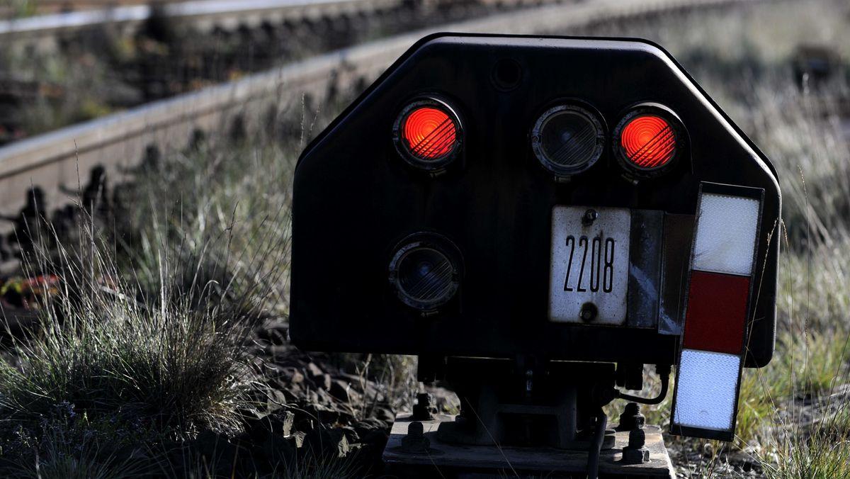 Bahn-Signal (Symbolbild)