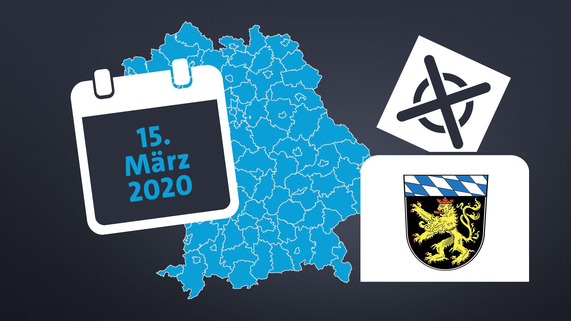 Kommunalwahl in Oberbayern: Wo es spannend wird