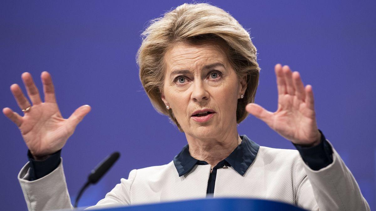 Archivbild: Ex-Verteidigungsministerin Von der Leyen