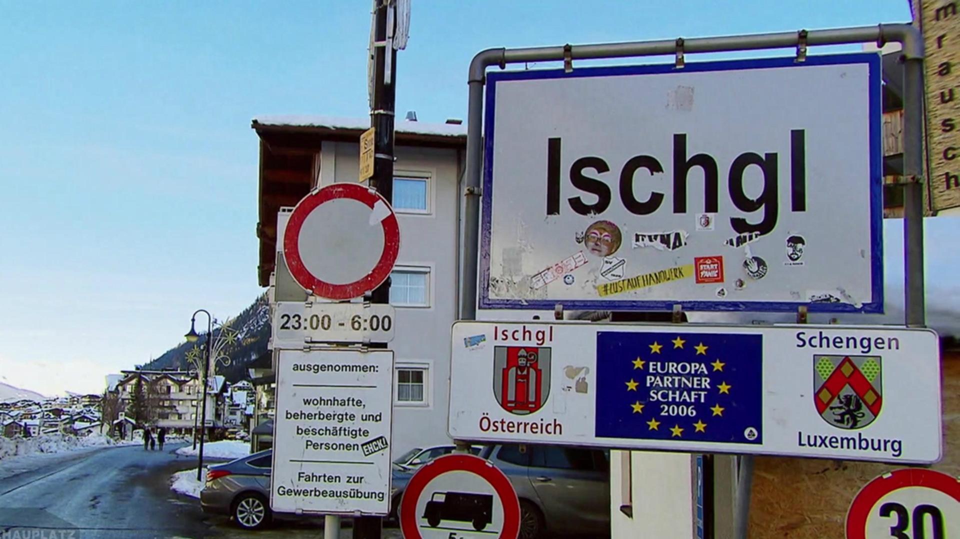 Dokthema Ausnahmezustand In Ischgl