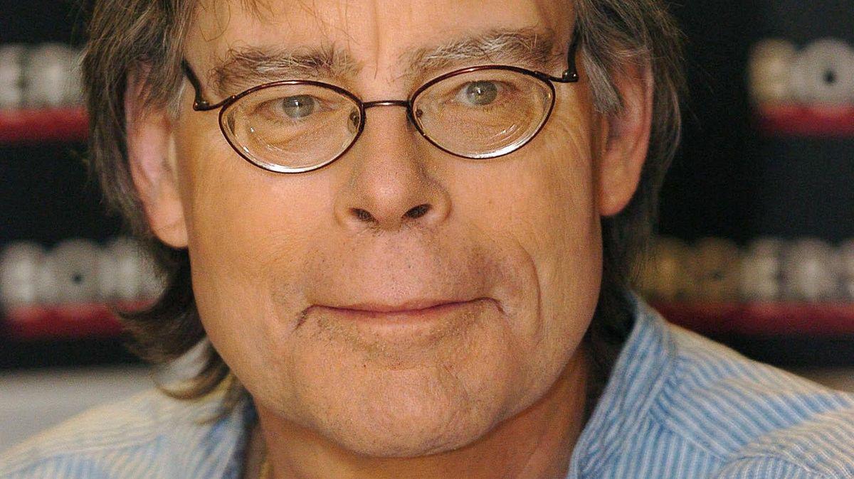 Der Autor Stephen King, Porträt