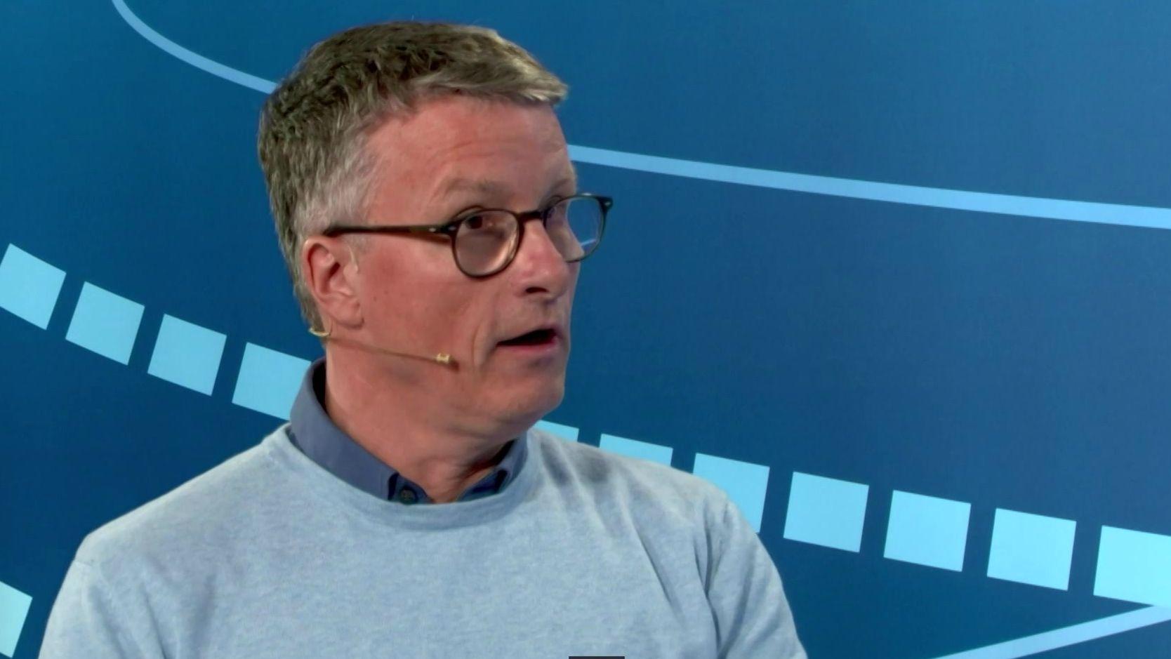 BR-Fußball-Experte Bernd Schmelzer
