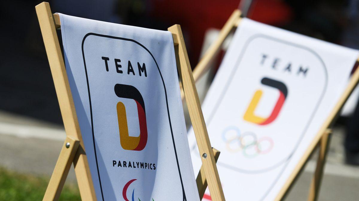 """Logo des """"Team D Paralympics"""""""