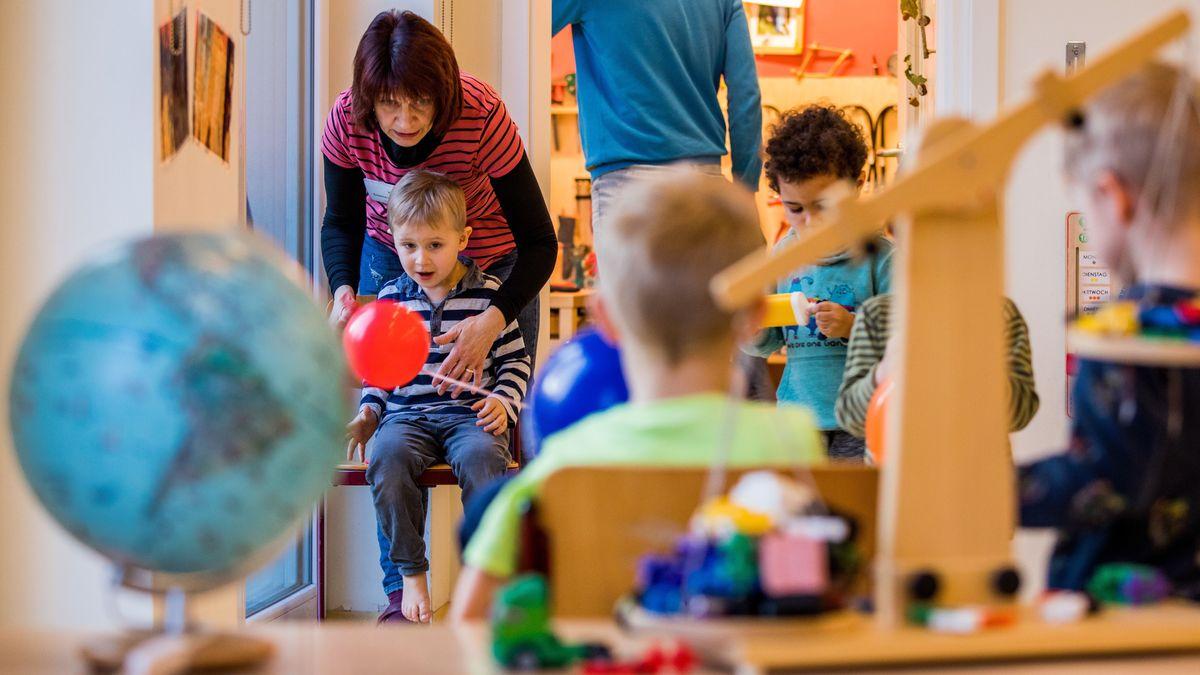 Kinderbetreuung am Buß-und Bettag