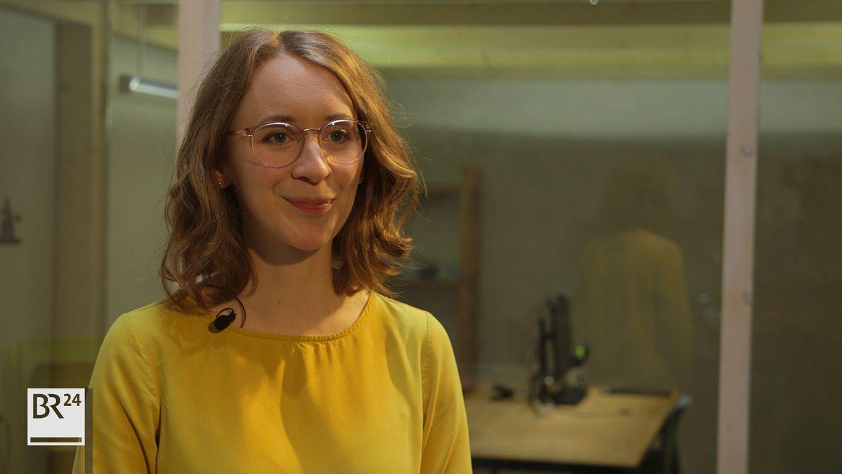 Eva Lettenbauer, Landesvorsitzende BÜNDNIS 90/DIE GRÜNEN Bayern