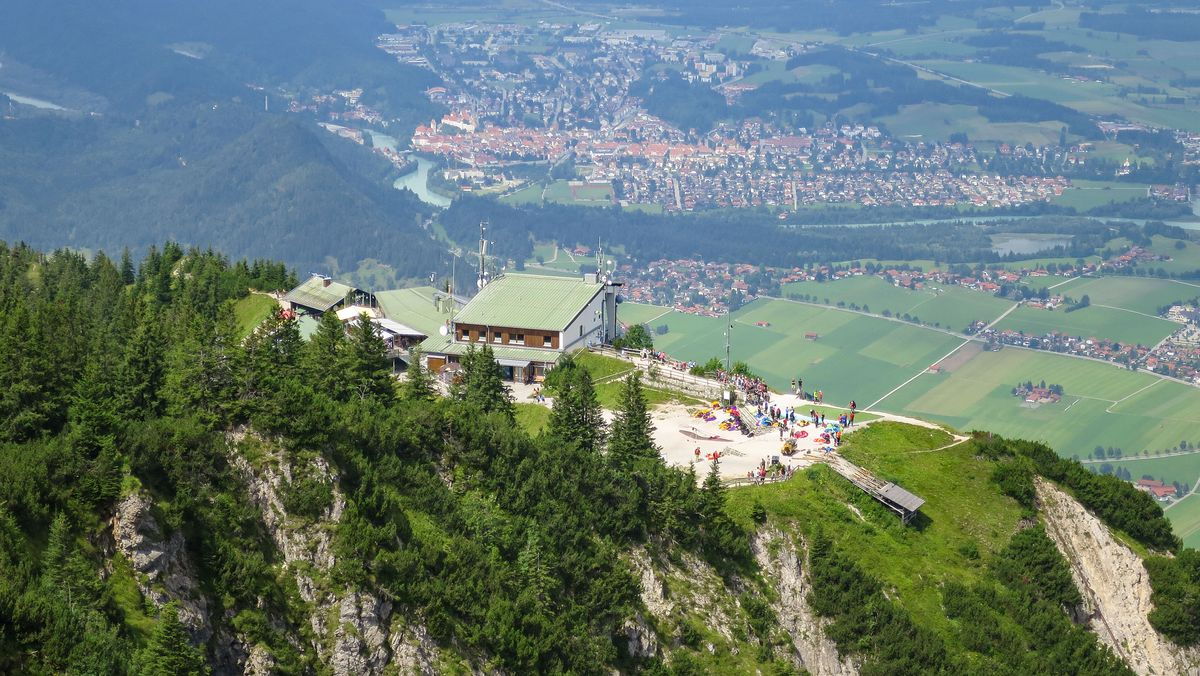 Schwangau, Ammergauer Alpen