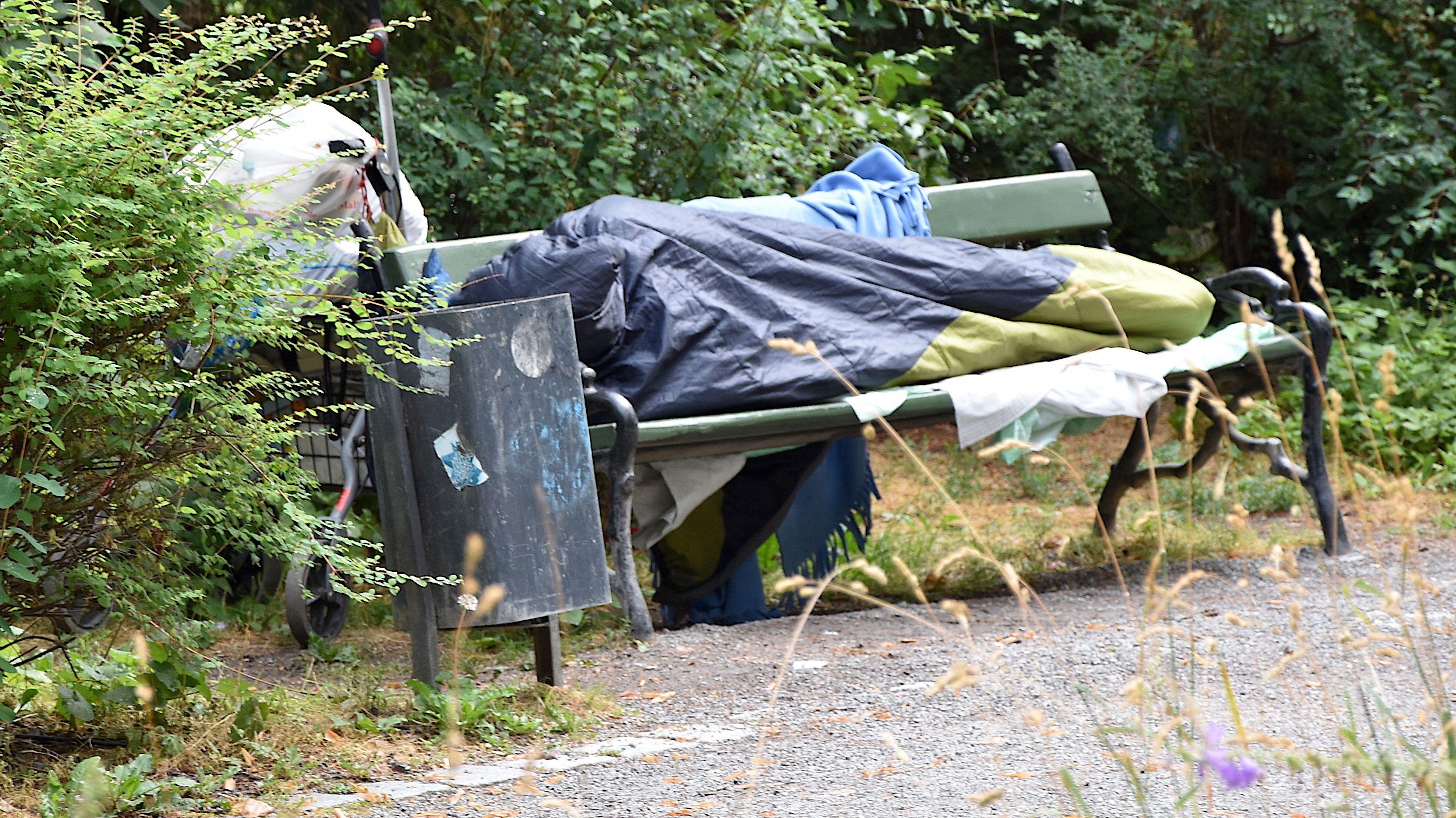 Coronakrise: Extrem schwer für Menschen ohne Wohnung und Helfer