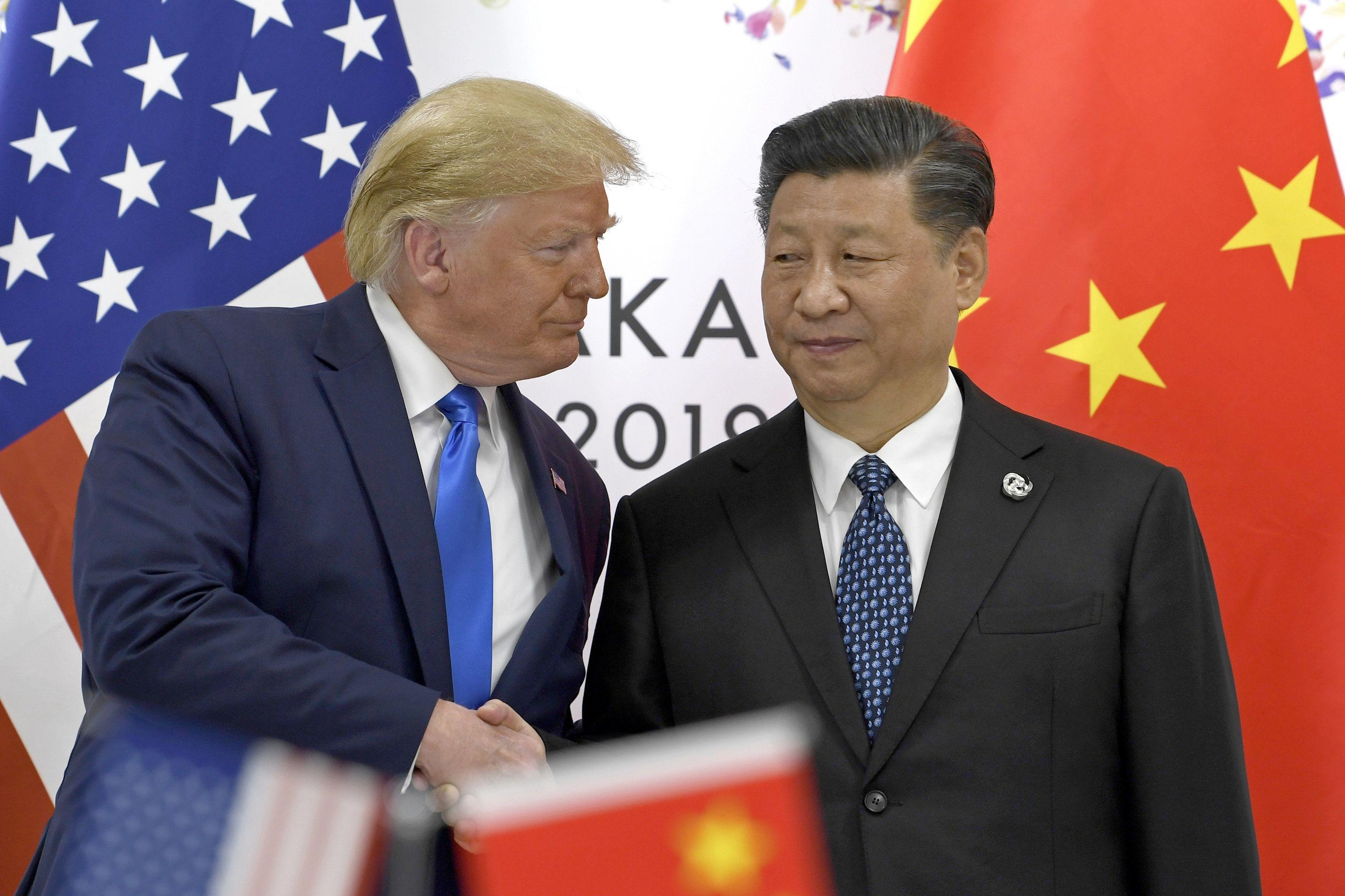 Trumps Optimismus: Handelsstreit mit China?