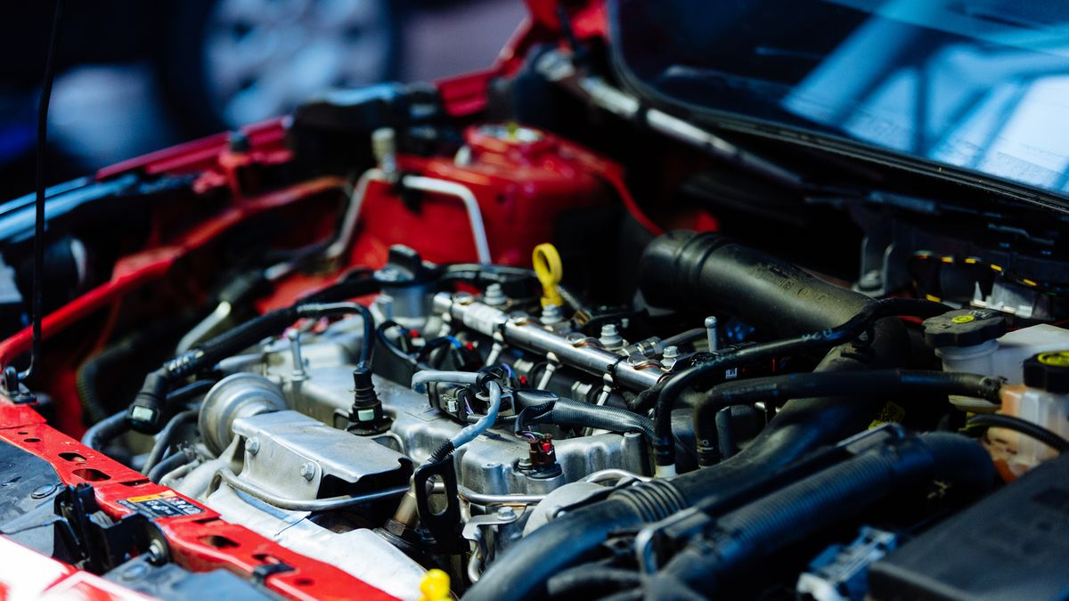 Wie wird es in Zukunft unter der Motorhaube aussehen? Vieles ist möglich ...
