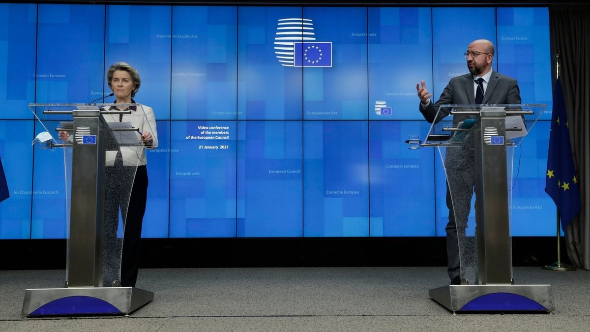 Coronavirus - EU-Videogipfel zur Corona-Koordinierung