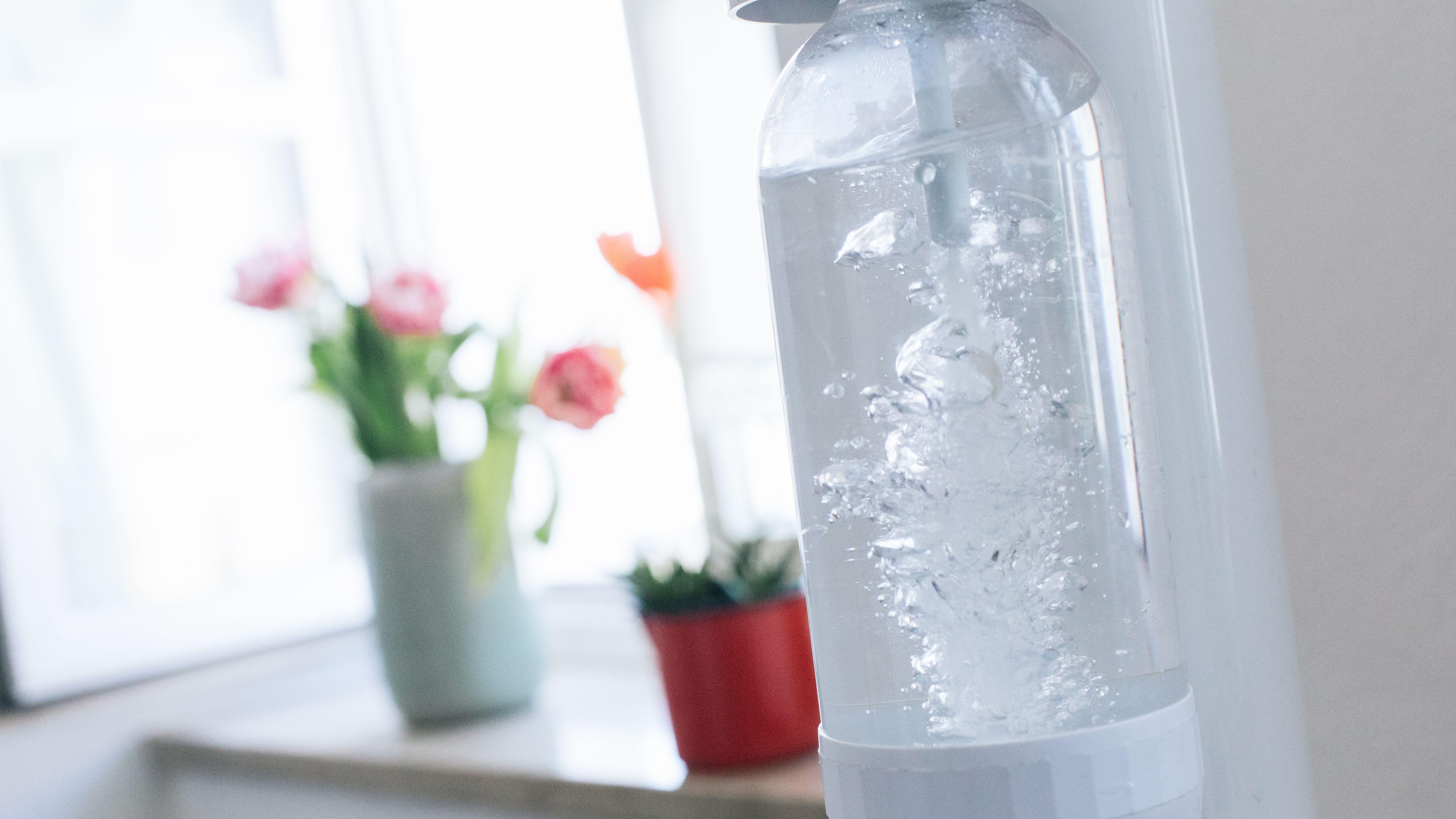 Ein Wassersprudler