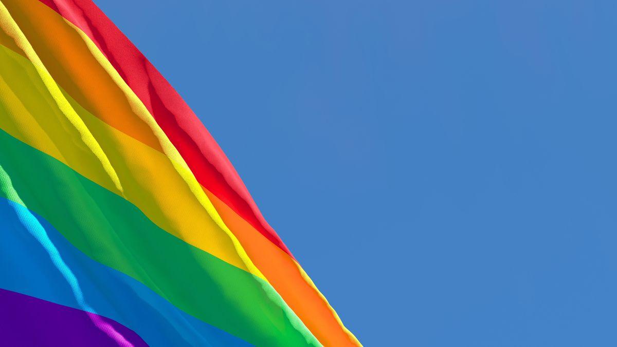 Symbolbild LGBT-Fahne