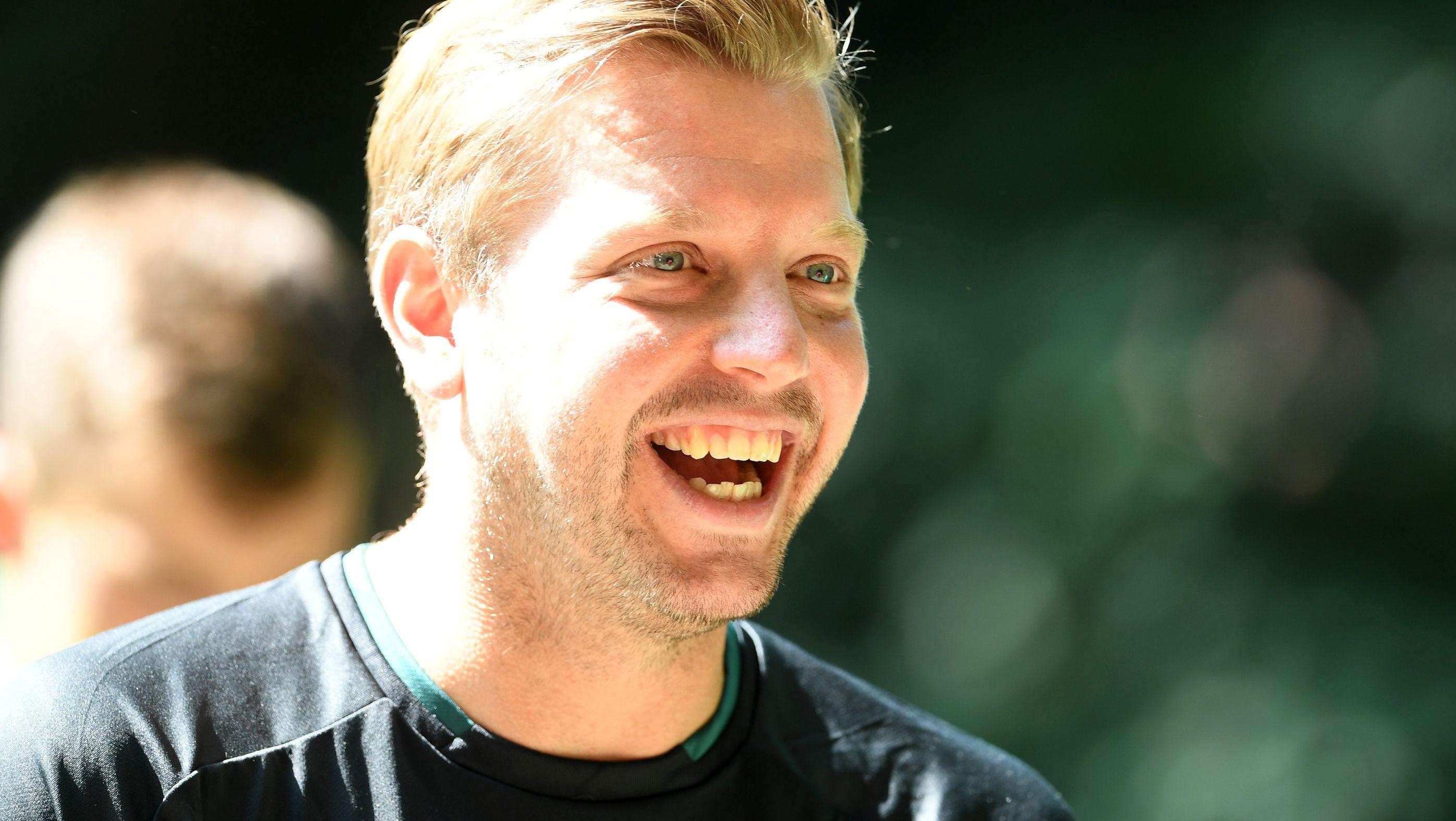 Fußballtrainer Florian Kohfeldt.