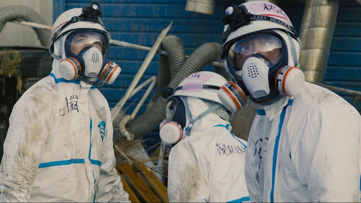 """Radioaktivität tritt aus: Szene aus """"Fukushima"""""""